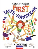 Sammy Spider's First Taste of Hanukkah | Rouss, Sylvia A. ; Turndorf, Genene Levy |