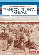 A Timeline History of the Transcontinental Railroad | Alison Behnke |