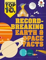 Record-breaking Earth & Space Facts | Richards, Jon ; Simkins, Ed |