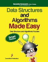 Data Structures and Algorithms Made Easy | Narasimha Karumanchi |
