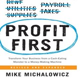 Profit First | Mike Michalowicz |