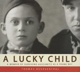 A Lucky Child | Thomas Buergenthal |