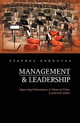 Management and Leadership | Stavros Baroutas |