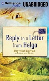Reply to a Letter from Helga | Bergsveinn Birgisson |