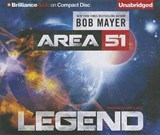 Legend | Bob Mayer |