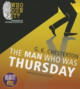 The Man Who Was Thursday | G K Chesterton |