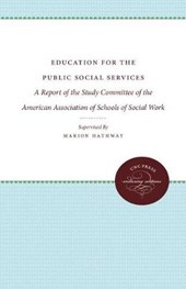 Education for the Public Social Services