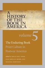 A History of the Book in America | David Paul Nord |