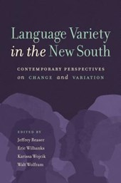 Language Variety in the New South