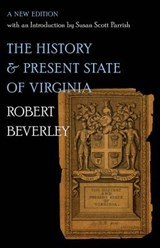 The History and Present State of Virginia | Robert Beverley |