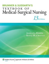 Brunner & Suddarth's Textbook of Medical-Surgical Nursing + Lippincott Coursepoint+ Access Code + Lippincott Docucare Access Code + Brunner & Suddarth's Handbook of Laboratory and Diagnostic Tests