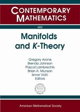 Manifolds and K-theory | auteur onbekend |