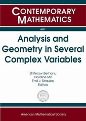 Analysis and Geometry in Several Complex Variables