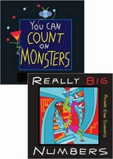 Really Big Numbers and You Can Count on Monsters, 2-Volume S | Richard Evan Schwartz |