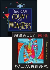 Really Big Numbers and You Can Count on Monsters, 2-Volume S