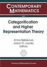 Categorification and Higher Representation Theory | Anna Beliakova |