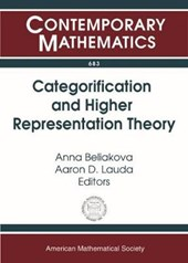 Categorification and Higher Representation Theory
