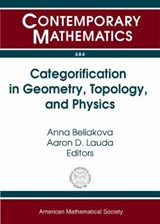 Categorification in Geometry, Topology, and Physics | auteur onbekend |