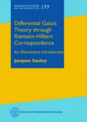 Differential Galois Theory through Riemann-Hilbert Correspon | Sauloy |