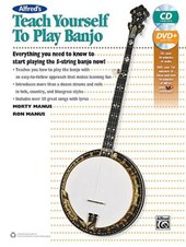 Alfred's Teach Yourself to Play Banjo