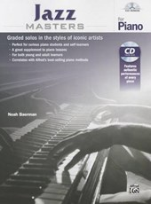 Jazz Masters for Piano
