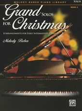 Grand Solos for Christmas, Bk