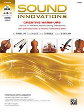Sound Innovations Creative Warm-Ups | Bob Phillips |