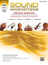 Sound Innovations for String Orchestra -- Creative Warm-Ups | Bob Phillips |