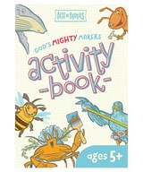God's Mighty Makers Activity Book | Group Publishing |