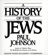 A History of the Jews | Paul Johnson |