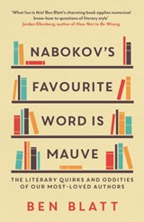 Nabokov's favourite word is mauve | Ben Blatt |