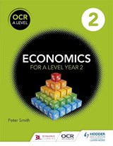 OCR A Level Economics Book | Peter Smith |