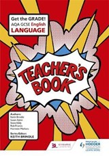 AQA GCSE English Language Teacher's Book |  |