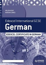 Edexcel International GCSE and Certificate German Grammar Workbook | Helen Kent |