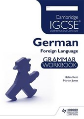 Cambridge IGCSE (R) and International Certificate German For