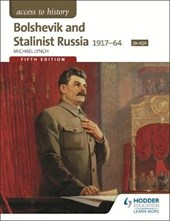Bolshevik and Stalinist Russia 1917-64