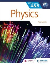 Physics for the IB MYP 4 & | Paul Morris |