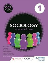 OCR Sociology for A Level Book