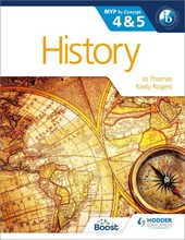 History for the IB MYP 4 &