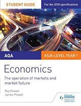 AQA Economics Student Guide 1: The operation of markets and | Ray Powell; James Powell |