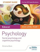 Edexcel Psychology Student Guide 1: Social psychology and co | Christine Brain |