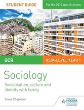 OCR A Level Sociology Student Guide 1: Socialisation, Cultur |  |