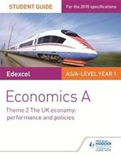 Edexcel Economics A Student Guide: Theme 2 The UK economy -