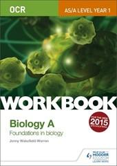 OCR AS/A Level Year 1 Biology A Workbook: Foundations in Bio