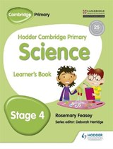 Hodder Cambridge Primary Science Learner's Book | Rosemary Feasey |