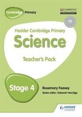 Hodder Cambridge Primary Science Teacher's Pack
