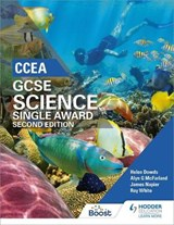 CCEA GCSE Single Award Science 2nd Edition | Helen Dowds |