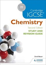 Cambridge IGCSE Chemistry Study and Revision Guide | David Besser |