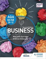 AQA GCSE (9-1) Business | Malcolm Surridge |