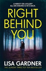 Right Behind You | Lisa Gardner |